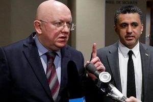 Nga 'nổi đóa' vì bị Mỹ tố qua mặt Liên Hợp Quốc, giúp Triều Tiên