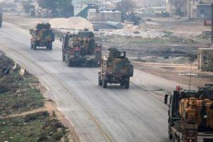 Đại chiến Syria: Thổ Nhĩ Kỳ đưa lô vũ khí lớn nhất đến Idlib