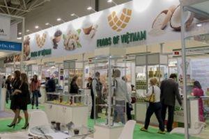 Doanh nghiệp Việt Nam dự Hội chợ Lương thực Quốc tế Moscow