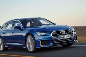 Xe gia đình Audi A6 Avant 2019 chốt giá 1,4 tỷ đồng