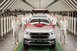 Xe 'Tàu' Zotye T500 đẹp long lanh giá chỉ 271 triệu đồng
