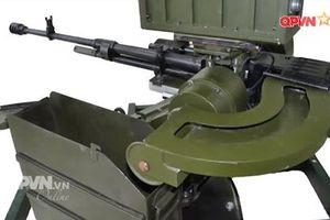 Cận cảnh vũ khí tự động Việt Nam sánh ngang Nga-Mỹ