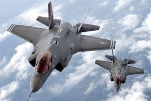 Không quân Mỹ mở rộng quy mô nhằm đối phó Nga, Trung