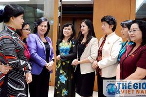 Bình đẳng giới giúp Việt Nam đến gần hơn với thế giới