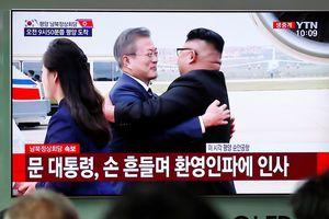 Nhà lãnh đạo Kim Jong-un đón tổng thống Hàn Quốc, chuẩn bị thượng đỉnh lần ba