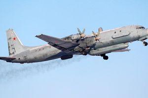 Mỹ nói Syria bắn hạ máy bay Nga vì nhầm với máy bay Israel