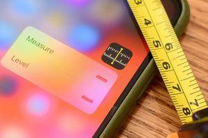 Mẹo biến iPhone thành thước đo khoảng cách