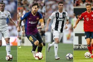 Cuộc đua vô địch Champions League mùa 2018-2019 sẽ cởi mở nhất