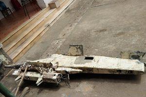 Phát hiện vật thể nghi của máy bay rơi xuống biển ở Quảng Bình