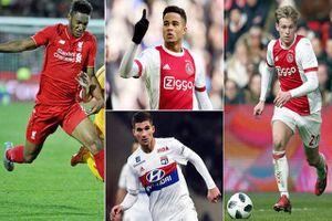 Top 10 sao trẻ hứa hẹn tỏa sáng tại Champions League 2018/19