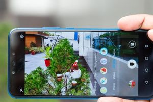 4 smartphone camera kép tích hợp AI chụp ảnh đẹp ảo diệu