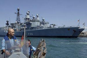 Đức gửi tàu chiến đến Địa Trung Hải tham gia đánh Syria