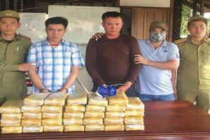Phá đường dây buôn ma túy xuyên biên giới