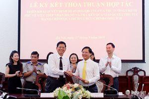Bưu điện góp phần cải cách hành chính trong lĩnh vực thi hành án dân sự
