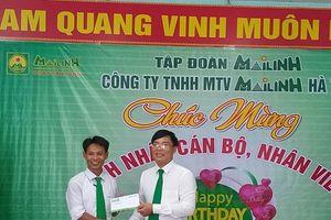 Lái xe taxi Mai Linh giúp sản phụ 'vượt cạn' thành công ngay trên xe
