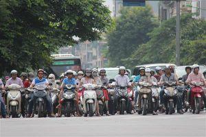 Mô tô và xe gắn máy sẽ phải dán nhãn tiêu thụ năng lượng