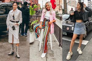 Instagram tuần qua: Loạt quý cô sành điệu đã bổ sung những kiểu trang phục nào cho tủ đồ thu của mình?
