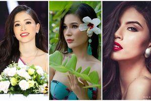 Á hậu Phương Nga sẽ chinh chiến với những đối thủ nặng ký này tại Miss Grand International 2018