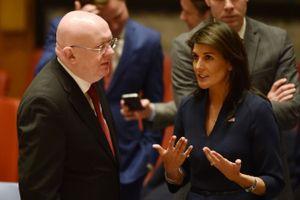 Mỹ - Nga khẩu chiến tại LHQ về vấn đề Triều Tiên