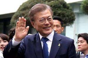 Tổng thống Hàn Quốc lên đường tới Triều Tiên dự thượng đỉnh liên Triều