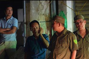 Lùm xùm ở xóm trọ ông Hiệp 'khùng' sau vụ cháy tại Đê La Thành