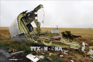 Ukraine bác bỏ tuyên bố mới của Nga liên quan máy bay MH17