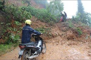 Dự báo thời tiết 19/9: Nguy cơ xảy ra sạt lở đất các tỉnh miền núi Bắc Bộ