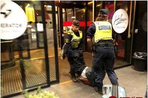 Du khách Trung Quốc 'quậy' gây rắc rối ngoại giao với Thụy Điển