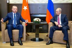 Tổng thống Nga và Thổ Nhĩ Kỳ tiếp tục tìm giải pháp cho Syria