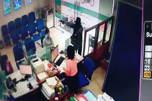 Nghi phạm cướp ngân hàng ở Tiền Giang khai gì?