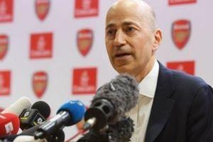 CHÍNH THỨC: CEO Arsenal rời câu lạc bộ