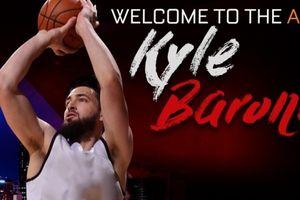 Kyle Barone - Mẫu trung phong hoàn hảo của Saigon Heat