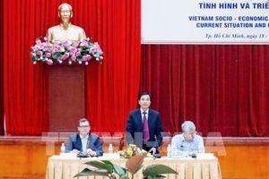 Chuyên gia lo kinh tế Việt Nam 'mất đà' tăng trưởng