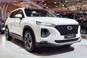Ngừng lắp Hyundai SantaFe thế hệ cũ, chuẩn bị ra mắt bản mới