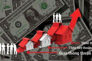 Chuyên gia quốc tế bày cách để nhà đầu tư đổ vốn vào bất động sản Việt Nam