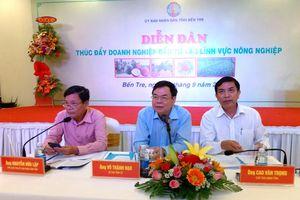 Bến Tre: Thúc đẩy doanh nghiệp đầu tư vào lĩnh vực nông nghiệp