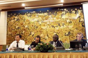 Tập huấn quản lý kiểm kê khí nhà kính tại Việt Nam