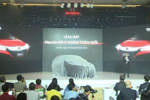Honda HR-V chính thức ra mắt, giá bán quanh mức 800 triệu đồng