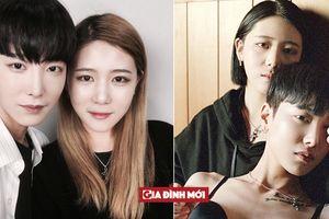 Nhan sắc 'đẹp như mơ' của cặp đồng tính nữ Hàn Quốc