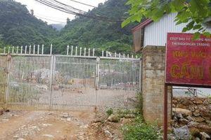 Thái Nguyên: Công ty CP Thủ Đô Gió Ngàn bị tố gây ô nhiễm môi trường