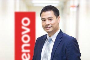 Sếp cũ Dell Việt Nam Nguyễn Quang Long về làm cho Lenovo