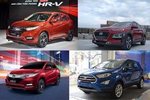 Đắt hơn Hyundai Kona và Ford EcoSport hàng trăm triệu đồng, Honda HR-V có xứng để xuống tiền?