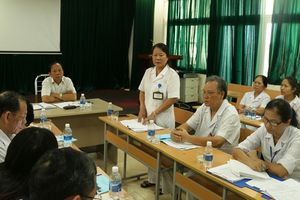 Ban Văn hóa Xã hội HĐND tỉnh giám sát công tác khám chữa bệnh tại Bệnh viện Đa khoa Thanh Hà
