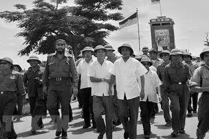 Chuyến thăm của lãnh tụ Fidel: Biểu tượng của tình đoàn kết thủy chung