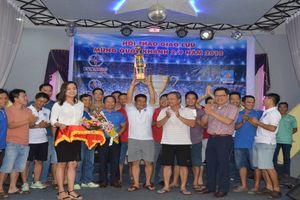 Nhiệt điện Phú Mỹ tổ chức hội thao giao lưu giữa các đơn vị trong và ngoài ngành điện