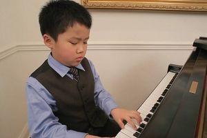Để con trẻ vui vẻ học âm nhạc