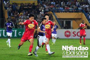 Lịch thi đấu vòng 23 V-League 2018: 'Nội chiến' U23 Việt Nam