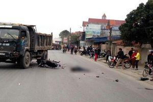 Ttài xế xe tải gây va chạm chết người đã ra trình diện