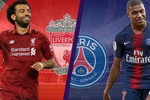 Cuộc đối đầu Liverpool - PSG: Chủ nhà có ở thế yếu