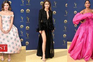 10 'bộ cánh' đẹp lộng lẫy trên thảm đỏ Lễ trao giải Emmy 2018